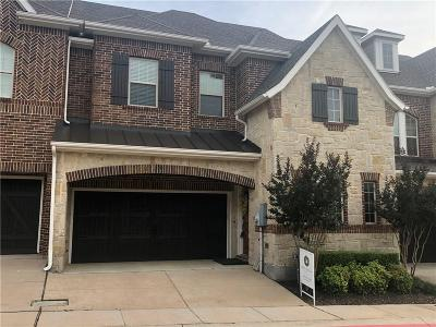 Grapevine Townhouse For Sale: 2229 Cameron Crossing