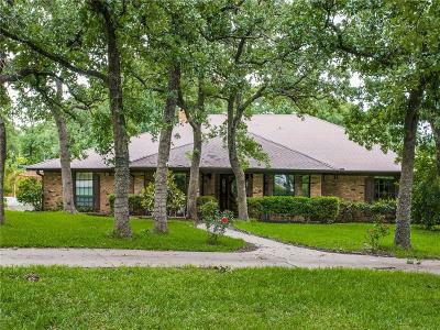Keller Single Family Home For Sale: 1708 Castleman Court