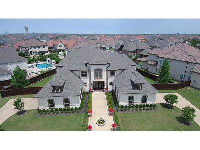 Frisco Single Family Home For Sale: 943 Echols Drive
