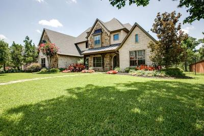 Southlake Single Family Home For Sale: 2209 Patterson Way