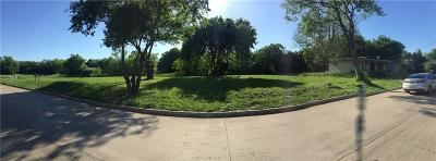 Tarrant County Residential Lots & Land For Sale: 2124 Andrew Avenue