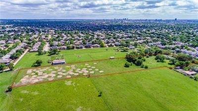 Frisco Commercial Lots & Land For Sale: 8962 Taft Powell Road #7