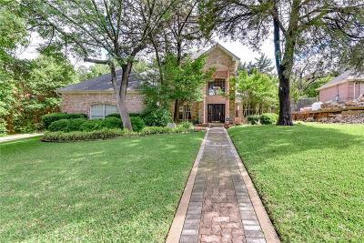 Cedar Hill Single Family Home Active Contingent: 1916 Wood Dale Circle