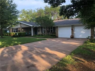 Single Family Home For Sale: 1416 Scenic