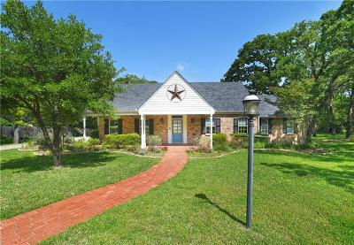 Denton Single Family Home For Sale: 5024 Golden Circle