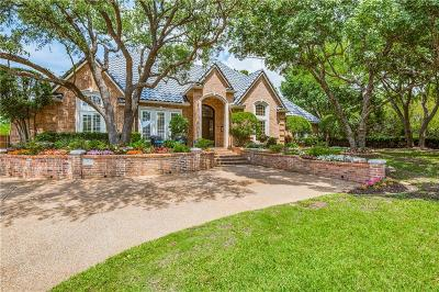 Colleyville Single Family Home For Sale: 1312 Chatsworth Court E