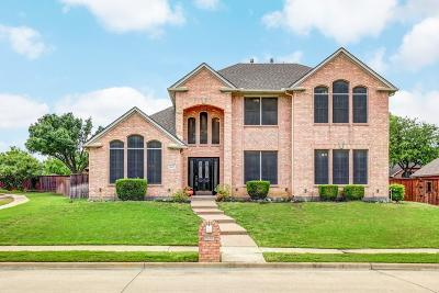 Keller Single Family Home For Sale: 1640 Chase Oaks Drive