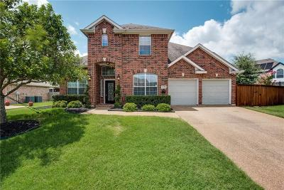 Desoto Single Family Home For Sale: 1128 Ginger Trail