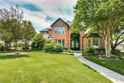 Denton Single Family Home Active Option Contract: 34 Wellington Oaks Circle