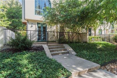 Dallas Condo For Sale: 4406 Bowser Avenue #9