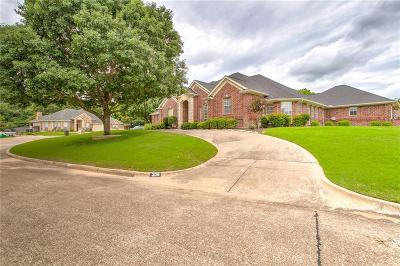 Azle Single Family Home For Sale: 309 Leeward Circle