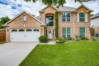 Collin County Single Family Home For Sale: 5809 Louisville Drive