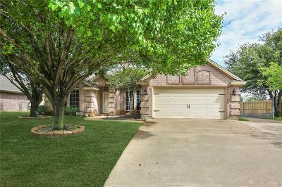 Burleson Single Family Home For Sale: 547 SW Rand Drive
