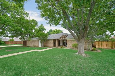 Plano Single Family Home For Sale: 3940 Bosque Drive