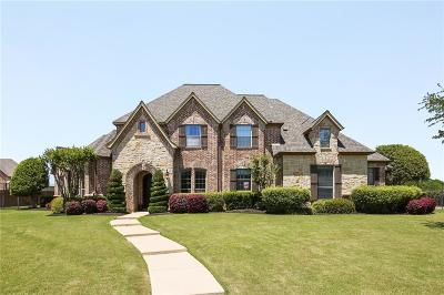 Keller Single Family Home For Sale: 309 Calais Drive