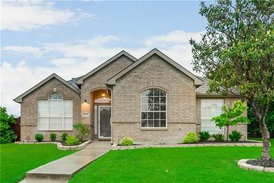 Dallas County, Denton County Single Family Home Active Option Contract: 1615 Mayflower Drive