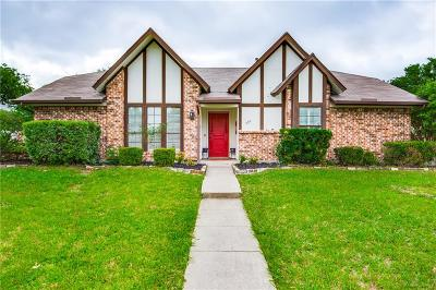 Carrollton Single Family Home For Sale: 2310 Eastgate Drive