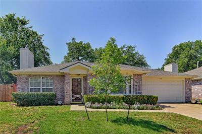 Irving Single Family Home Active Option Contract: 528 La Reunion Court