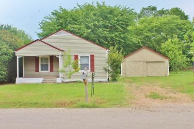 Waxahachie Single Family Home For Sale: 205 N Central Avenue