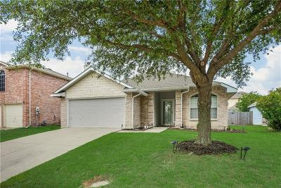 McKinney Single Family Home Active Option Contract: 2201 Oleander Way