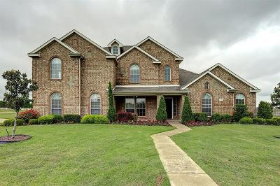 Waxahachie Single Family Home For Sale: 721 Mallory Drive