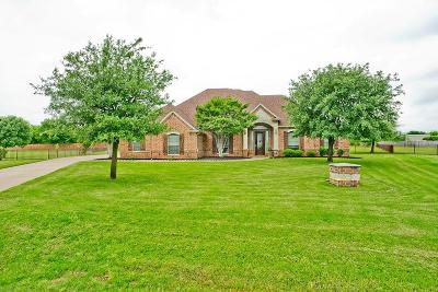 Haslet Single Family Home For Sale: 12875 Frances Ann Court