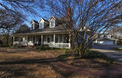 Denton County Single Family Home For Sale: 2542 Twin Canyon Trail