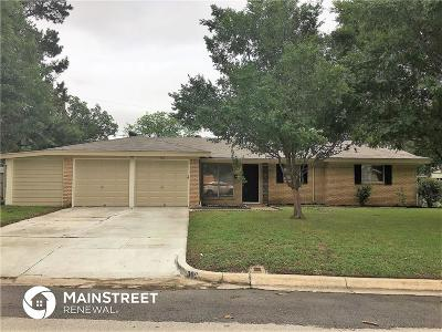 Hurst Residential Lease For Lease: 300 Anderson Drive