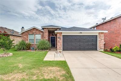Denton Single Family Home For Sale: 3509 Lipizzan Drive