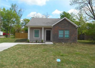 Wills Point Residential Lease For Lease: 1005 Gibbard Avenue