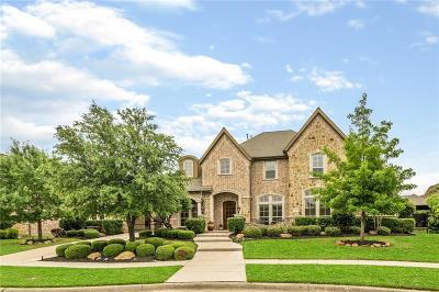 Frisco Single Family Home Active Option Contract: 875 San Clemente Drive