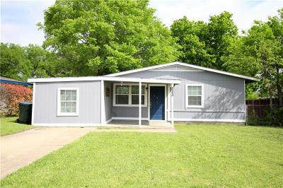 Garland Single Family Home For Sale: 223 Loma Drive