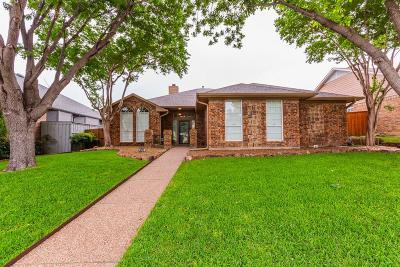 Carrollton Single Family Home For Sale: 4412 Clearwater Trail