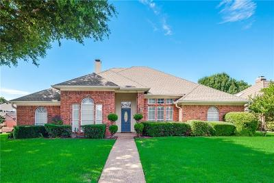 Plano Single Family Home Active Contingent: 2709 Corby Drive