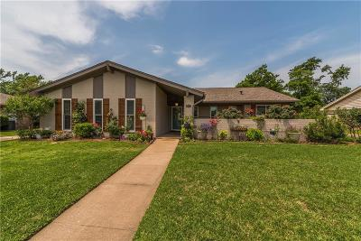 Sherman Single Family Home For Sale: 1722 Crescent