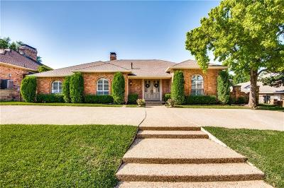 Dallas Single Family Home For Sale: 5714 Mapleshade Lane