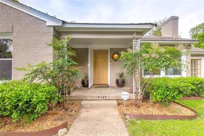 Single Family Home For Sale: 5127 Lahoma Street
