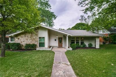 Lake Highlands Single Family Home For Sale: 7029 Freemont Street