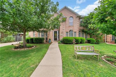 Keller Single Family Home For Sale: 1703 Heritage Court