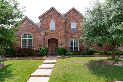 Sachse Single Family Home Active Option Contract: 3602 Ridge Glen Drive