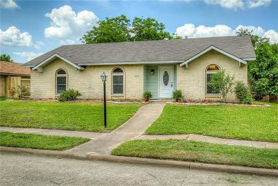 Garland Single Family Home For Sale: 3125 Flagstone Drive