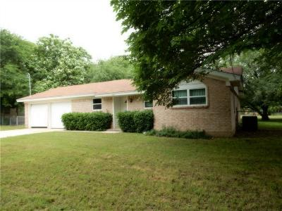 Pilot Point Single Family Home Active Option Contract: 724 E Roewe Street