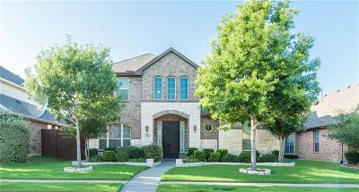 Allen Single Family Home For Sale: 948 Cougar Drive