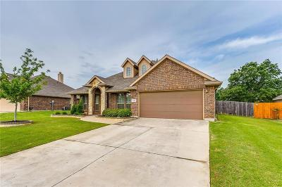 Kennedale Single Family Home Active Option Contract: 1030 Chandler Street