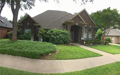 Bedford Single Family Home Active Option Contract: 1213 Shannon Lane