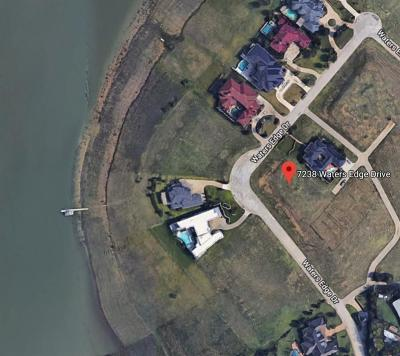 The Colony Residential Lots & Land For Sale: 7238 Waters Edge Drive