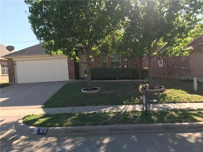 Crowley Single Family Home For Sale: 512 Drift Street