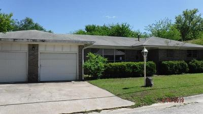 Montague County Single Family Home For Sale: 605 Raymond Street