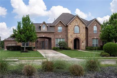 Southlake Single Family Home Active Option Contract: 2416 Top Rail Lane