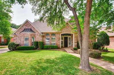 Grapevine Single Family Home For Sale: 3348 Pecan Hollow Court